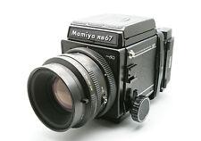 【Near Mint++】Mamiya RB67 Pro SD Medium Format SLR Film Camera K/L 127mm Lens #18