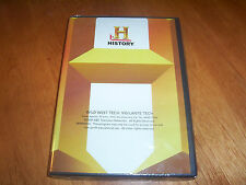 WILD WEST TECH VIGILANTE TECH History Channel Old West Justice Hanging DVD NEW