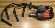 SAAB 900 DISTRIBUTOR IGNITION HOUSING CAP WIRES TURBO SPG AERO BOSCH 0237507010