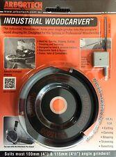 Arbortech Industrial Woodcarver HM Hartmetall Frässcheibe