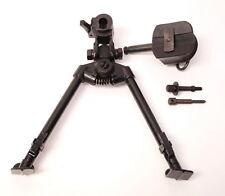 Parker Hale Style Rifle Bipod Quick Detach W/ Hand Stop & Spigot