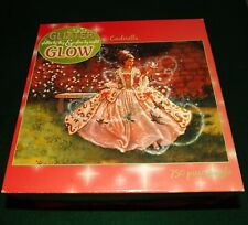 Cinderella, glow in the night, 750 piece jigsaw puzzle.