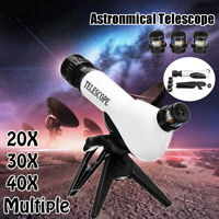 20/30/40X Outdoor Hiking Astronomical Telescope Portable Tripod For Kids Gift