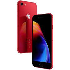 Apple iPhone 8 64GB Unlocked GSM 4G LTE Phone w/ 12MP Camera - Red