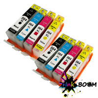 8 Ink Cartridge replace for HP 564XL Photosmart 7510 7515 7520 7525 5520 C309
