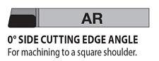 "AR-8 1/2"" Diameter Right Hand Carbide Tipped Tool Bit C5/C6 Lexington USA"