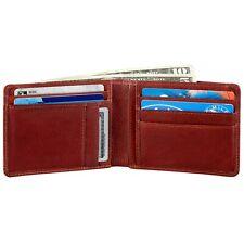 Derek Alexander Leather Bifold Large currency Billfold BR1294
