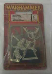 Warhammer WH 92-44 Wood Elf Mages BLISTER