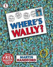 WHERE'S WALLY MINI EDITION WITH MAGNIFYING GLASS