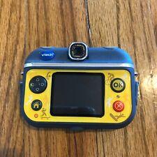 Vtech Kidizoom Kid's Camera Yellow Gray