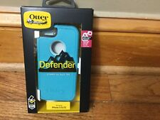 OtterBox Defender Series Case w/Belt Clip for iPhone 5/5s/SE Green Color.