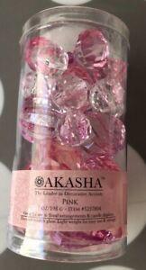 Akasha Decorative Accents Avocado Mini Diamond Decor Gems 7oz. Pack