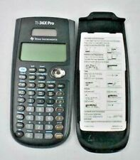 Texas Instruments TI-36X Pro Scientific Calculator Math Science