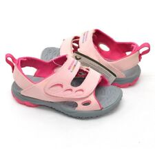 MERRELL Chameleon Toddler Girls SANDALS 9 / 26 Pink Leather Comfort Shoes New