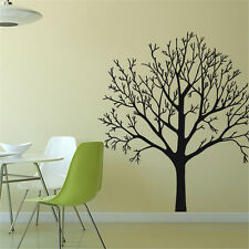 Large Black Tree PVC DIY Removable Decal Wall Sticker Vinyl Art Mural Home Decor