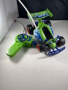 Toy Story RC Wireless Remote Control Car Disney Pixar Thinkway Toys - READ