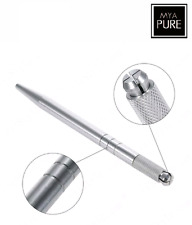 Microblading Pen Aluminium - SPMU Manual Microblade Needle Holder Tattoo Tool