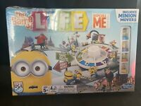 Despicable Me The Game of Life inclues 4 Minion Movers Hasbro Gaming Damaged Box