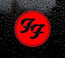 FOO FIGHTERS DECAL LOGO FOR CAR/VAN/LAPTOP VINYL STICKER FUNNY ROCK MUSIC GROHL