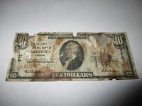 $10 1929 Medford Oregon OR National Currency Bank Note Bill! Ch. #7701 RARE