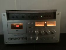 Akai Gxc-570D-Ii Cassette Deck - Good Condition - Made In Japan