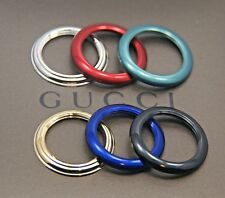 New Gucci 6 Metal Bezel Set - Gold, Silver + for 1100 11/12.2