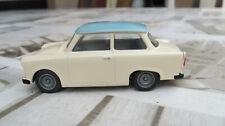 Vitesse 1:43 Trabant 601 Beige Roof light blue mint condition WITHOUT original box A123