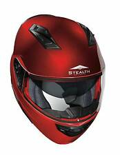 New Vega Vertice Modular Adult Helmet, Candy Red(2014 Honda Colormatch), XS