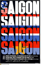 Political cuban POSTER.Vietnam WAR.Saigon.asian.asia 14.Revolution Art Design