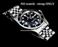 STAINLESS STEEL JUBILEE STRAP FOR VINTAGE ROLEX SUBMARINER 5513 WATCH 20mm