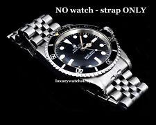 Correa de Jubileo De Acero Inoxidable Para De colección Reloj Rolex Submariner 5513 20mm