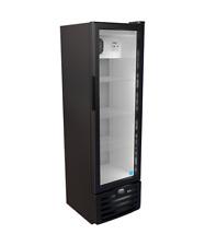 New Glass Door Drink Beverage Display Cooler Refrigerator Led Idw G 9 8668