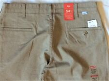 Levi's Men's NWT 541 0003 31x32 Beige Twill ~ Athletic Fit ~Stretch Chinos Pants