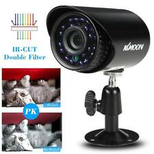 1500TVL 720P AHD Bullet IR Camera 24LEDs CCTV Security Night Vision Outdoor X7K2