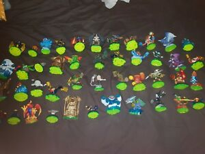 Skylanders Spyro's Adventure Figures Activision Make Your Selection
