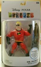 The Incredibles MR. INCREDIBLE Deluxe Action figure Disney Pixar Thinkway Toys