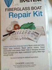 West System Fiberglass Boat Repair Kit