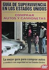 Guia de Supervivencia en los Estados Unidos: Comprar Autos y Camionetas