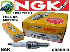 NEW NGK SPARK PLUG PLUGS CR8EH-9 CR8EH9 TO FIT HONDA CRF150 CRF 150 CRF150R/B 10