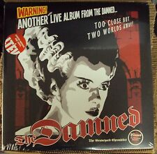 THE DAMNED Another Live Album From... 2xLP SEALED red vinyl UK import LTEV punk