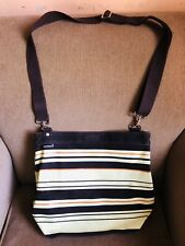 PORTER STRIPED SLING BAG