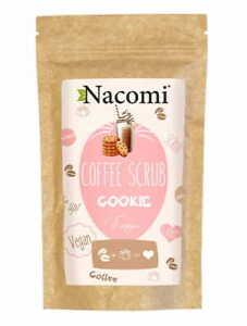 NACOMI Vegan Coffee Scrub Strawberry Frappe 200g.