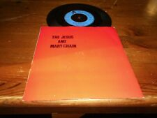"""The Jesus And Mary Chain - Never Understand 7"""" single NEG 8"""