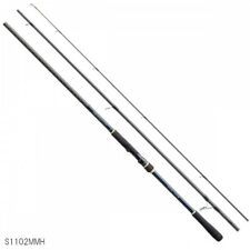 NEW Shimano NESSA CI4+ S1102MMH Extra Medium Heavy 11' Fishing Spinning Rod Pole