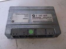 BMW E46 M3 SMG gearbox transmission engine ECU DME 2282605 Getrag