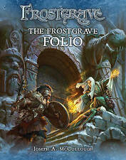 Frostgrave: The Frostgrave Folio by Joseph A. McCullough (Paperback, 2017)
