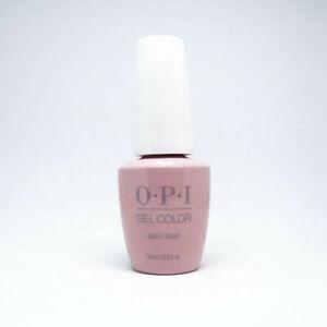 """OPI GelColor Soak-Off Gel Polish """"Sweet Heart #GCS96"""" 0.5 oz"""