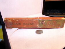 Vintage Larkin Straight Razor In Original Box in NICE SHAPE