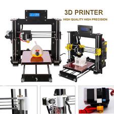 3D Printer Prusa i3 Reprap+MK8 Extruder, MK3 Heatbed, LCD Controller From DE DIY