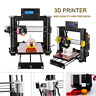 3D Printer Prusa i3 Reprap+MK8 Extruder, MK3 Heatbed, LCD Controller From DE DIY